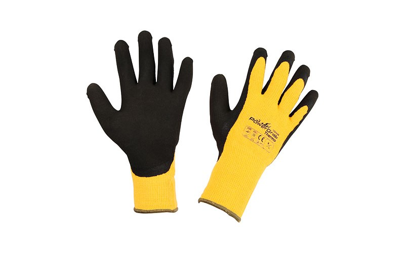 Handschuhe POWER-GRAB THERMO Gr.10+11